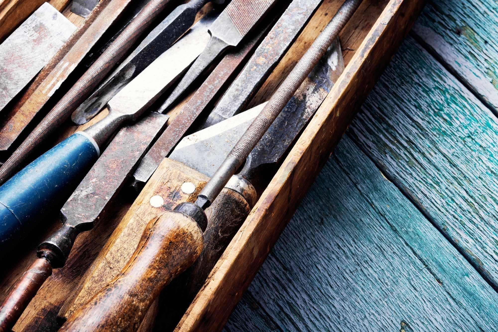 Retro carpenter tool